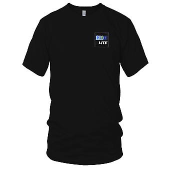 NASA - SP-221 NASA Geo Lite Embroidered Patch - Hook And Loop Kids T Shirt