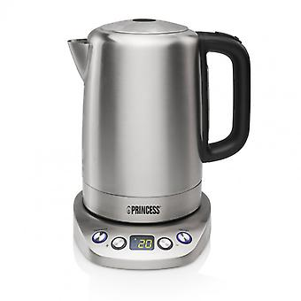 Princess Kettle Digital Stainless Steel