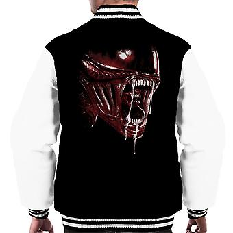 Alien Lurking Since 79 Red Men's Varsity Jacket
