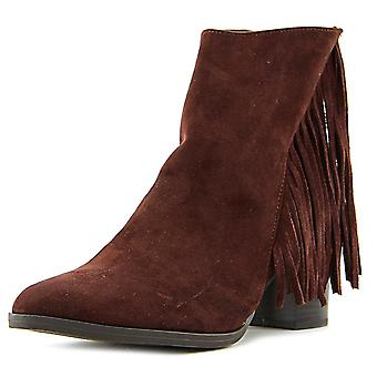 Madden Girl Womens SHAARE Closed Toe Ankle Fashion Boots