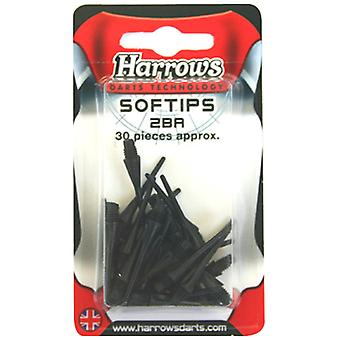 Harrows Dimple 2BA Dart Softtips 30 Stuks