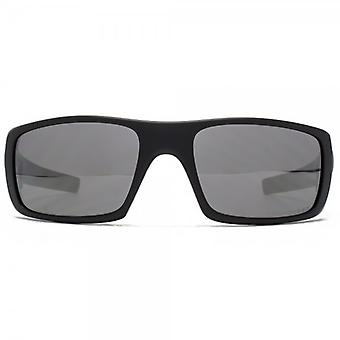 Oakley Crankshaft Sunglasses In Matte Black Black Iridium Polarised