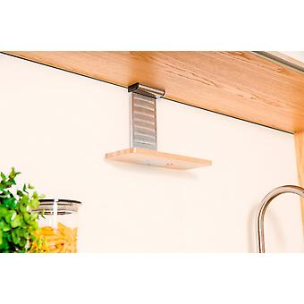 Kitchen utensils holder stainless steel hanging hanging storage approx. 28 x 12.5 x 19.5 cm