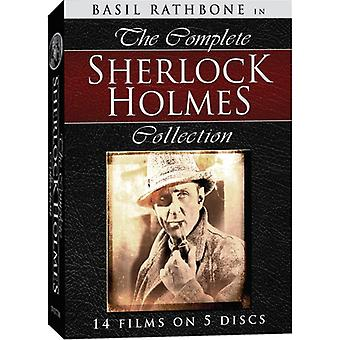 Sherlock Holmes Complete Collection [DVD] USA import