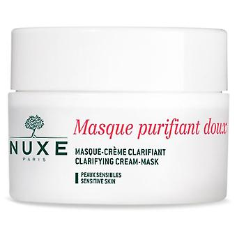 Nuxe Clarifying Cream-Mask with Rose Petals (Cosmetici , Viso , Maschere)