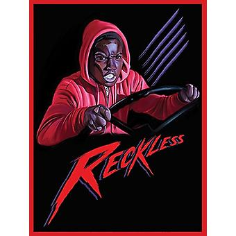 Reggie the Reckless Poster Friday the 13th Part 5 Art Print (18x24)