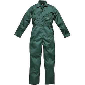 Dickies Mens Redhawk Stud Front resår midjan Coverall overaller