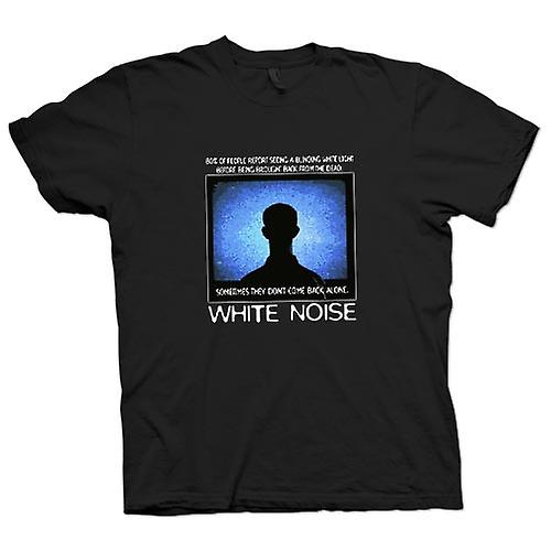Mens T-shirt - Noise Paranormal Ghost Unexplained