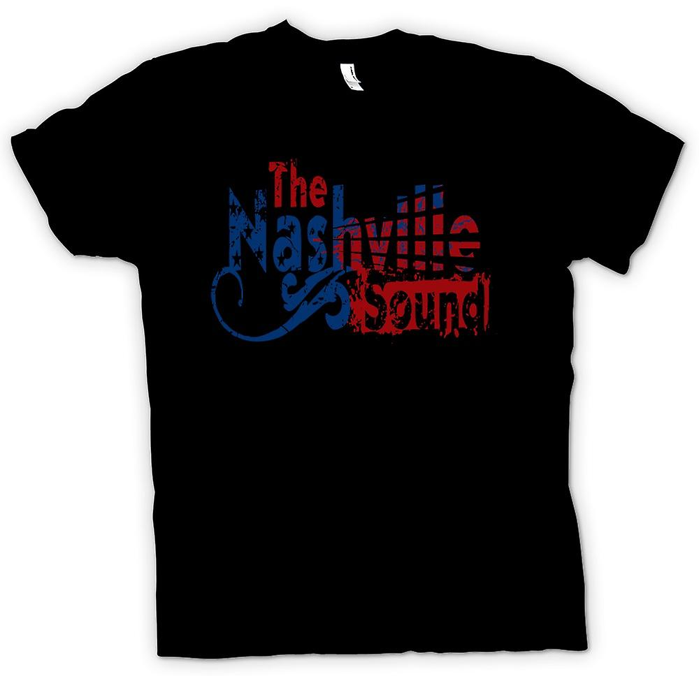 Kids T-shirt - Nashville Sound - Blues Country Music