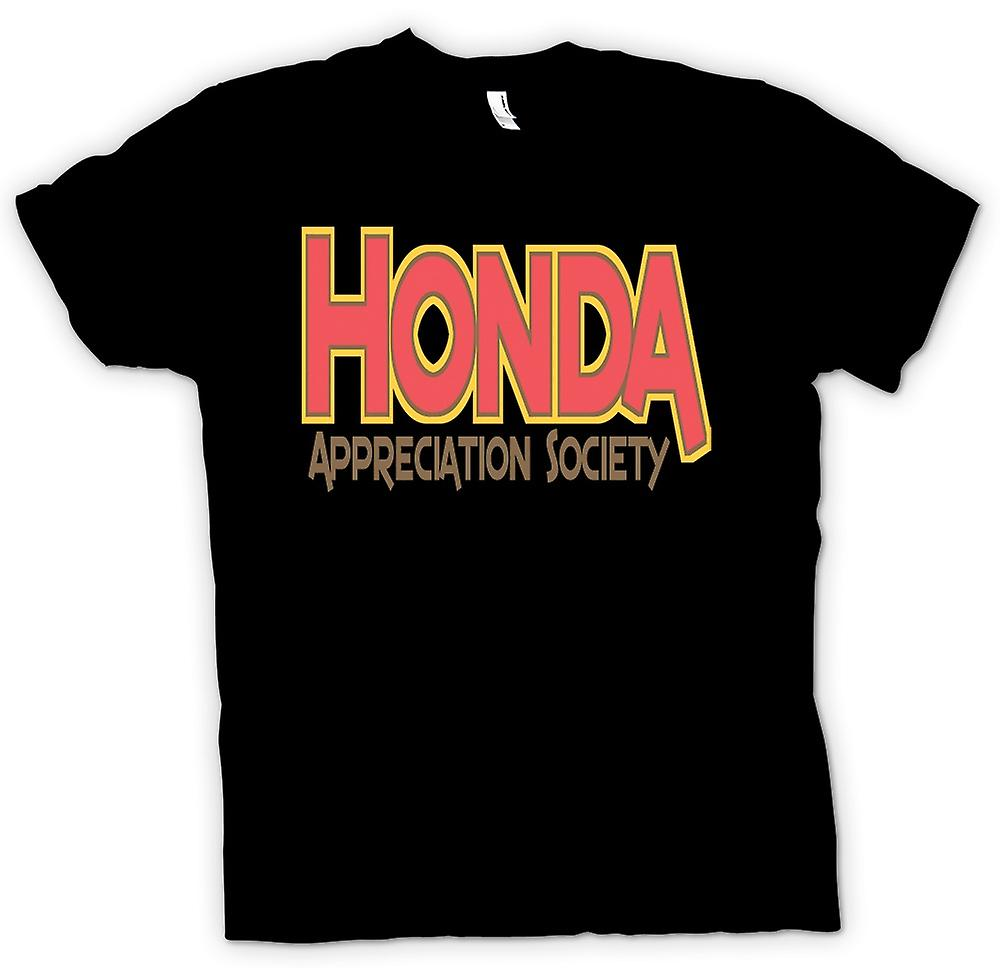 Kids T-shirt - Honda Appreciation Society