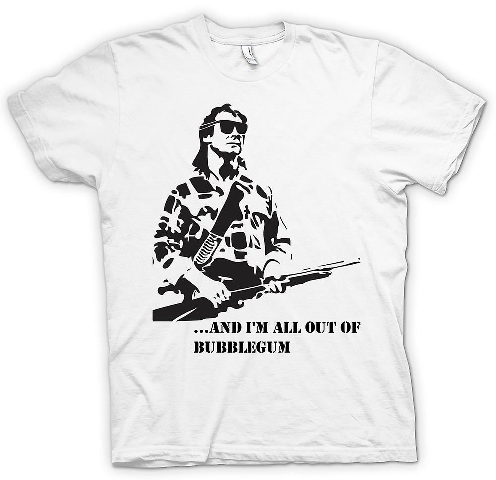 Womens T-shirt - Truth - All Out Of Bubblegum