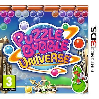 Puzzle Bobble Universe (Nintendo 3DS)