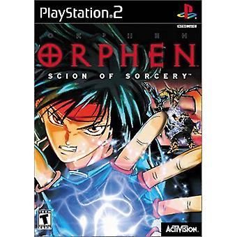 Orphen Scion van hekserij