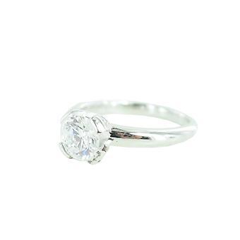 Esprit Collection Damen Ring Silber Zirkonia Solaris Gr.18 ELRG92338A180