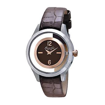 Kenneth Cole New York women's wrist watch analog quartz leather KC2783