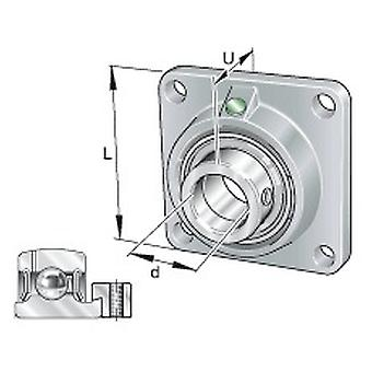 INA PCJ40-XL-N Four Bolt Flanged Housing Unit