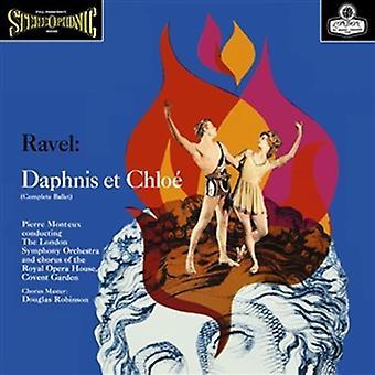 Ravel/Monteux, Pierre/Lso - Daphnis Et Chloe [Vinyl] USA import