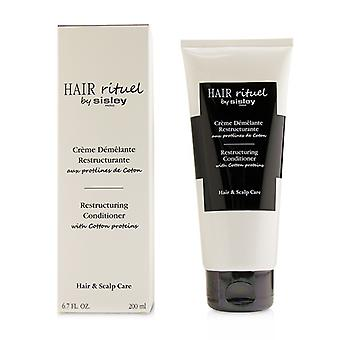 Hair Rituel by Sisley Restructuring Conditioner with Cotton Proteins 200ml/6.7oz