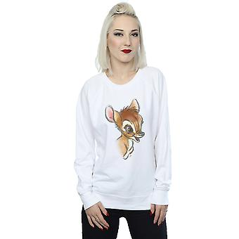 Disney Women's Bambi Drawing Sweatshirt