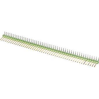 TE tilkobling Pin bånd (standard) nr. rader: 1 Pins per rad: 2 825437-2 1 eller flere PCer