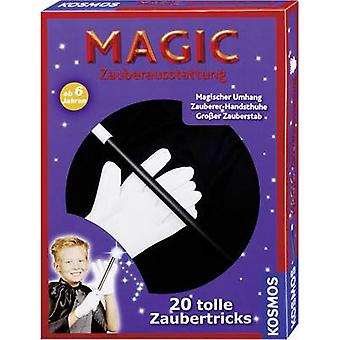 Science kit (set) Kosmos Magic Zauberausstattung 698799 6 years and over