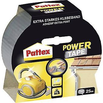 Cloth tape Pattex Power Tape Silver (L x W) 25 m x 50 mm Pattex