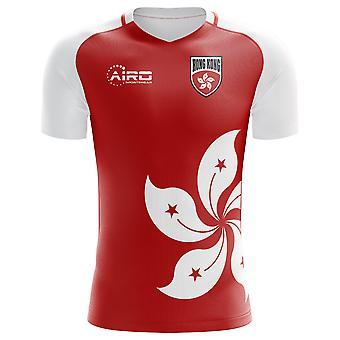 2018-2019 هونغ كونغ مفهوم الوطن القميص لكرة القدم