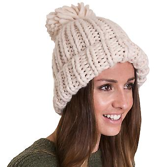 Outdoor Look Womens/Ladies Glencoe Oversize Chunky Beanie