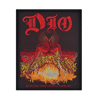 Dio Last In Line tessuto Patch