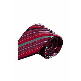 Red tie V56