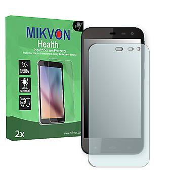 Phicomm Clue M Screen Protector - Mikvon Health (Retail Package with accessories)