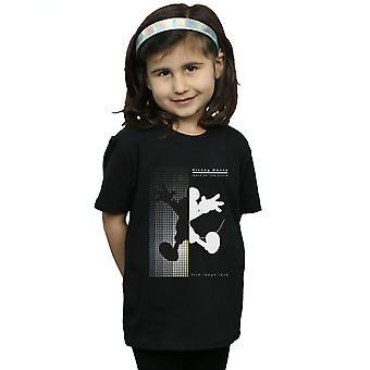 Девочки Дисней Микки Маус достичь для будущего футболку