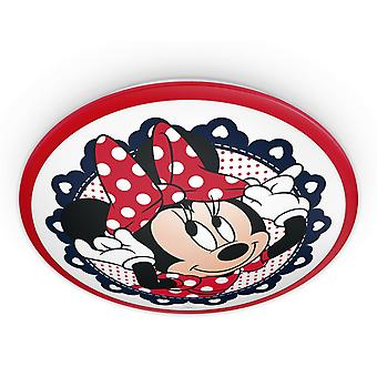 Luz de teto de Applique Disney Minnie Mouse