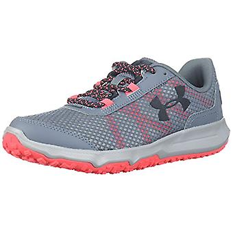 Under Armour Womens toccoa Low Top Lace Up Running Sneaker