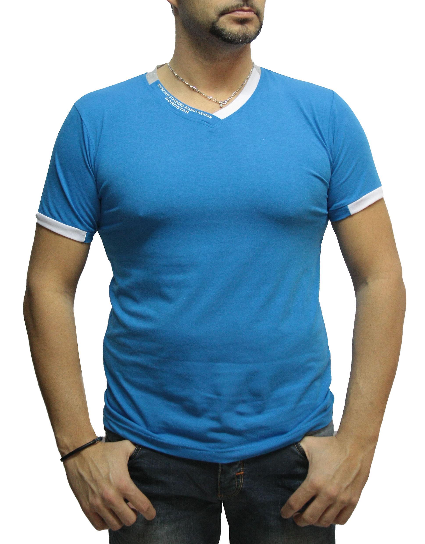 Waooh - Tee Shirt V Neck And Scriptures Bolko