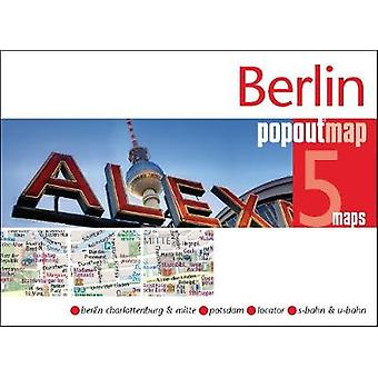 Berlin PopOut Map by PopOut Maps - 9781910218464 Book