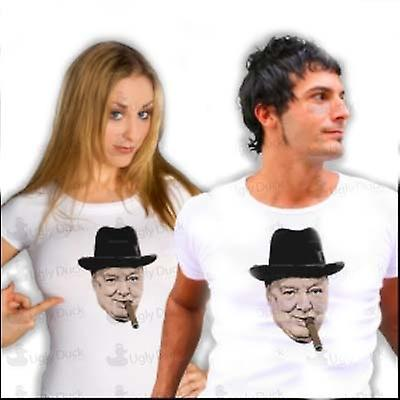 Herr T-shirt - Winston Churchill - WW2