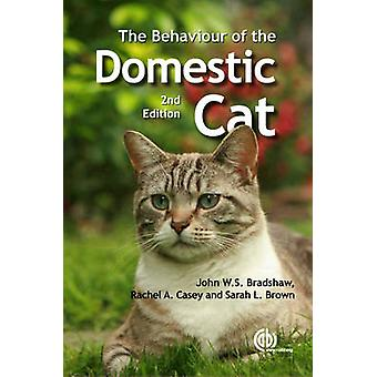Het gedrag van de binnenlandse kat (2e) door John W. S. Bradshaw - Sara