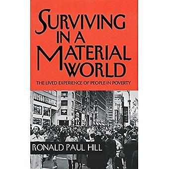 Sopravvivere in un mondo materiale: l'esperienza vissuta delle persone in povertà