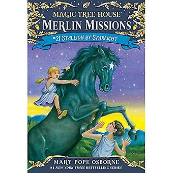 Magic Tree House #49: Stallion by Starlight (Stepping Stone Book(tm))