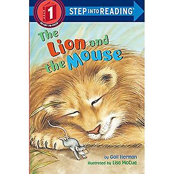 Lion and the Mouse (Step into Reading)