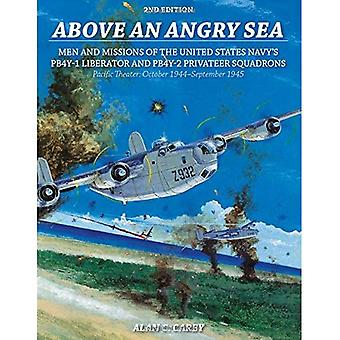 Above an Angry Sea
