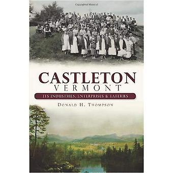 Castleton, Vermont: Sus industrias, empresas y restaurantes