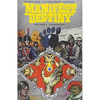 Manifest Destiny Volume 4: Sasquatch