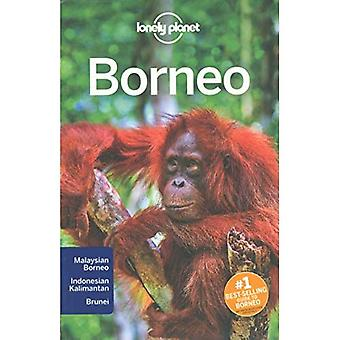 Lonely Planet Borneo - Travel Guide