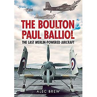 The Boulton Paul Balliol: The Last Merlin-Powered Aircraft