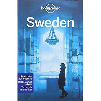 Lonely Planet Suède