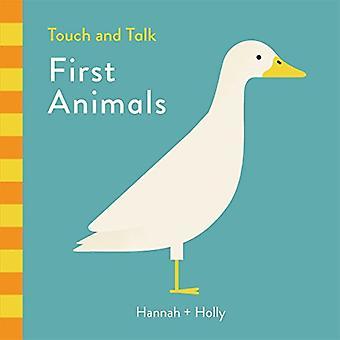 Hannah + Holly Touch ja puhu