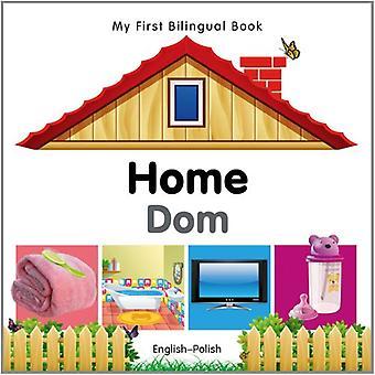Mon premier livre bilingue - accueil - anglais-polonais
