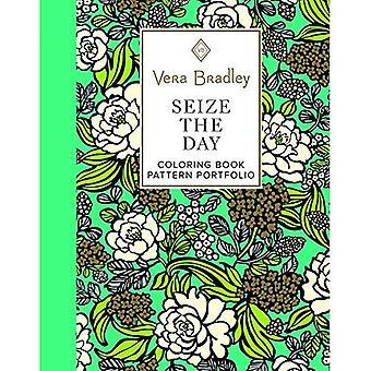 Vera Bradley Seize the Day� Coloring Book Pattern Portfolio (Vera Bradley Coloring Collection)